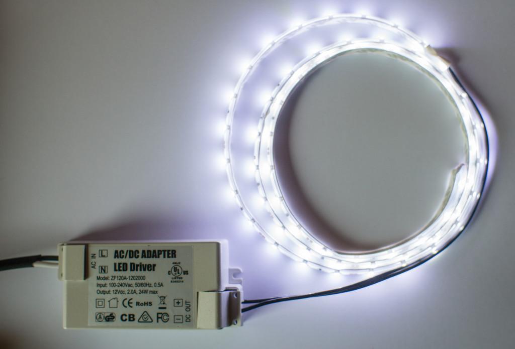 LEDs Spiegel